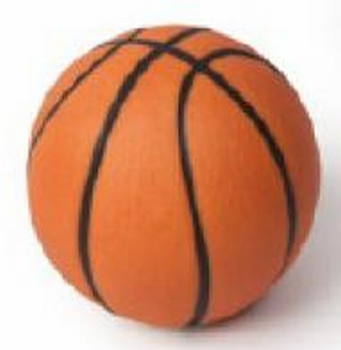 Basketbal knop
