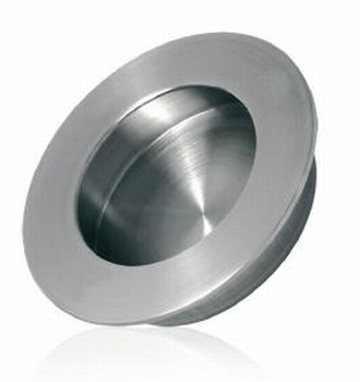 Infreesgreep Round INOX look