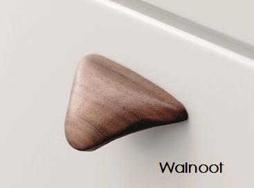 Manta mini Wood in Eik & Walnoot